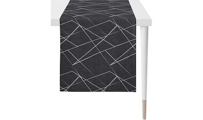 Tischläufer, »Vio  -  Loft Style, Jacquard«, APELT (1 - tlg.) kaufen