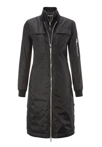 Aniston CASUAL Steppmantel, mit vielen Reißverschlüssen und Taschen - NEUE KOLLEKTION kaufen