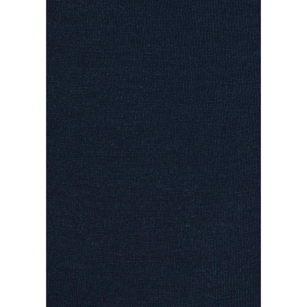Bench. Hipster, (3 St.), mit weichem Webbündchen und kleinem Logodruck seitlich