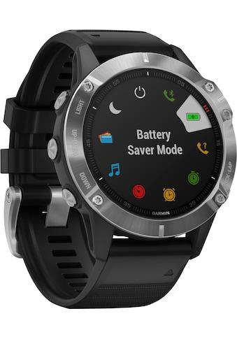 """Garmin Smartwatch »FENIX 6« (3,3 cm/1,3 """" kaufen"""