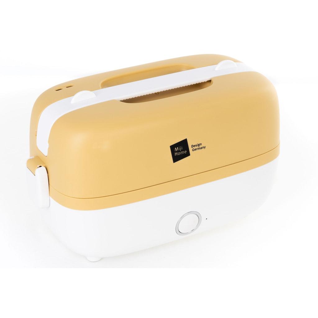 Miji Dampfgarer »Cookingbox One Sand/White WM025«, 250 W
