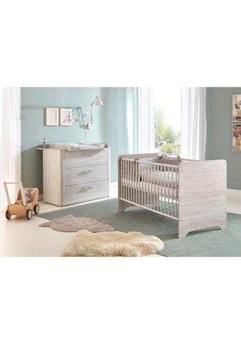 arthur berndt Babymöbel-Set »Leon«, (Spar-Set, 2 St.), mit Kinderbett und... kaufen
