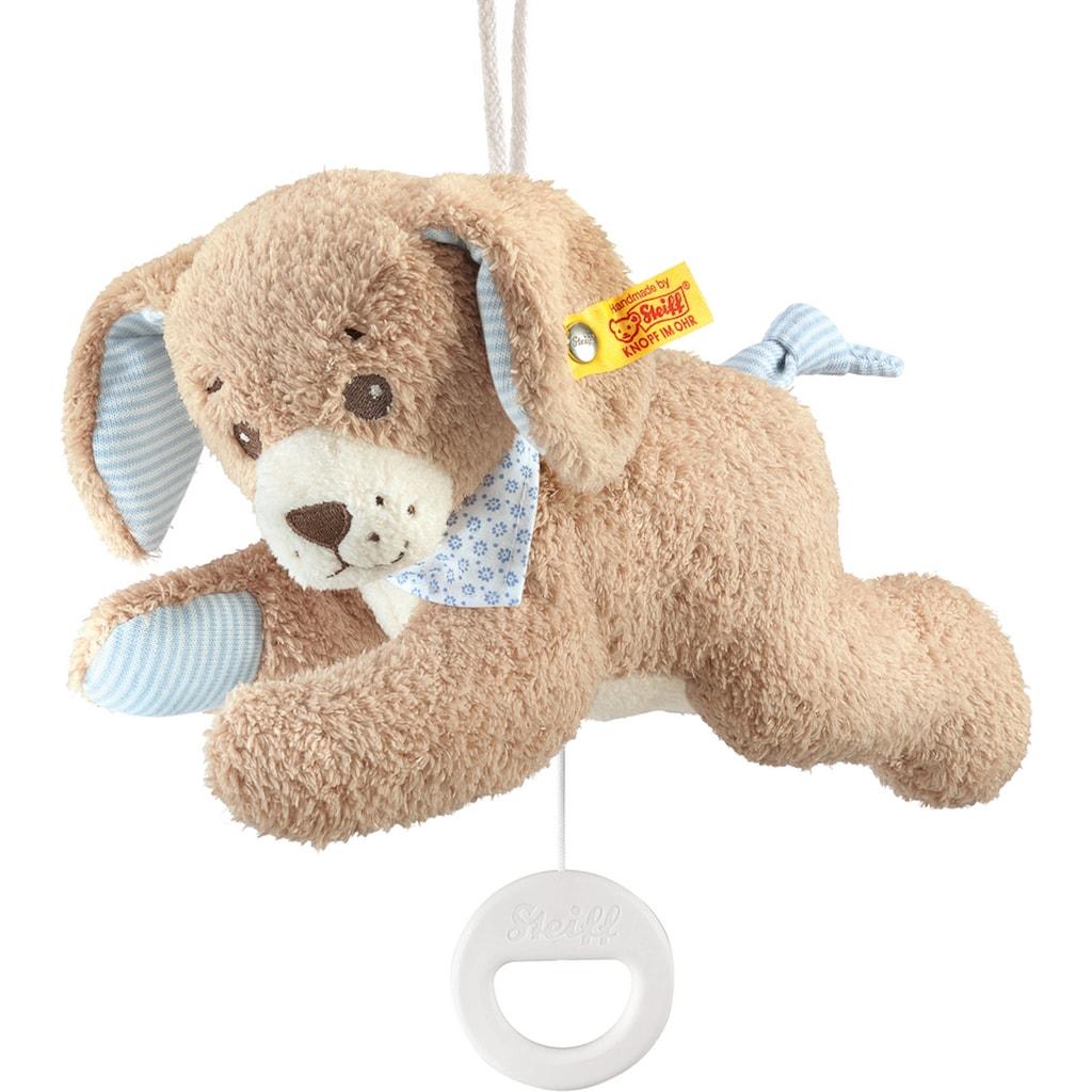 Steiff Spieluhr »Gute Nacht Hund, 22 cm«