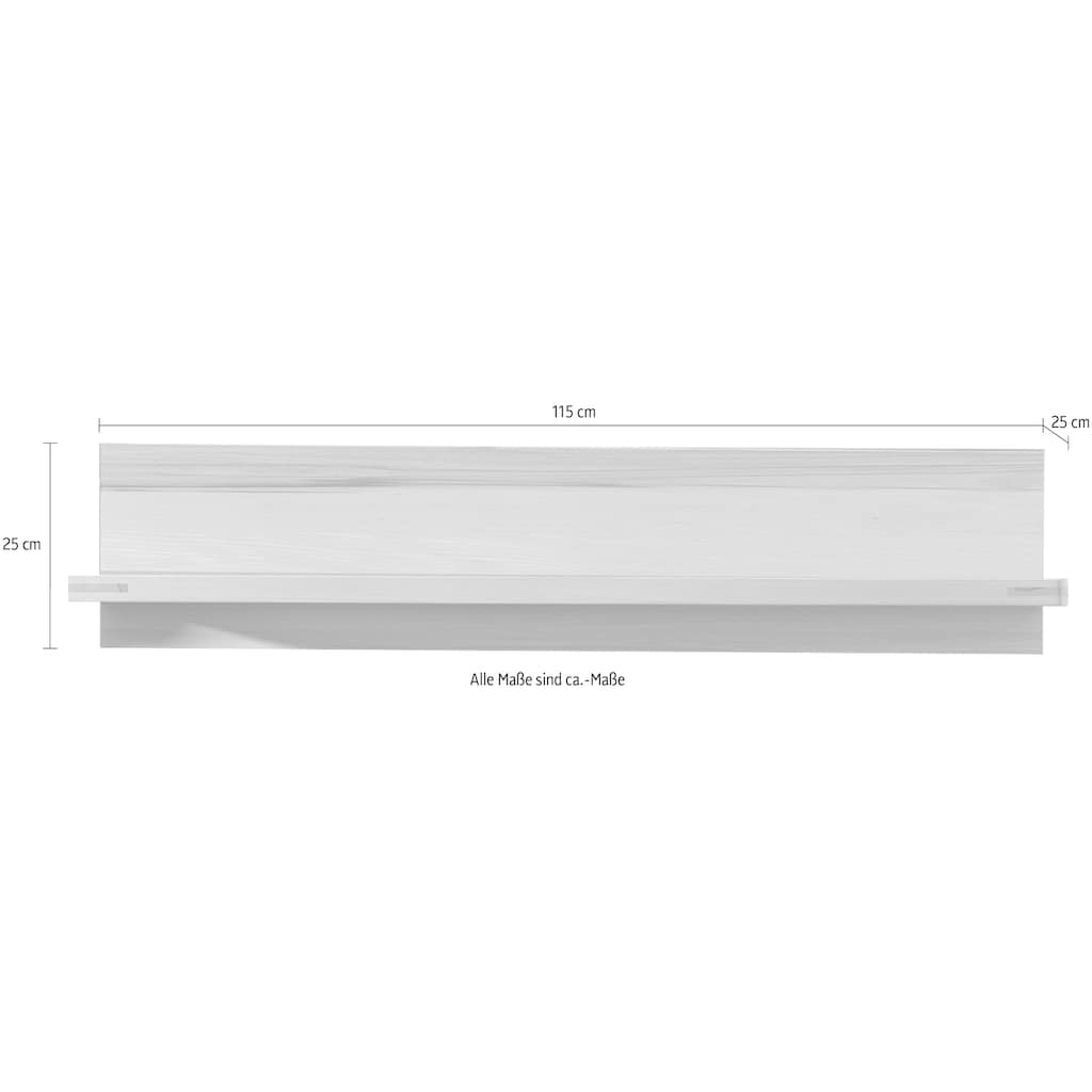 Innostyle Wandboard »Nature Plus«, Breite 115 cm