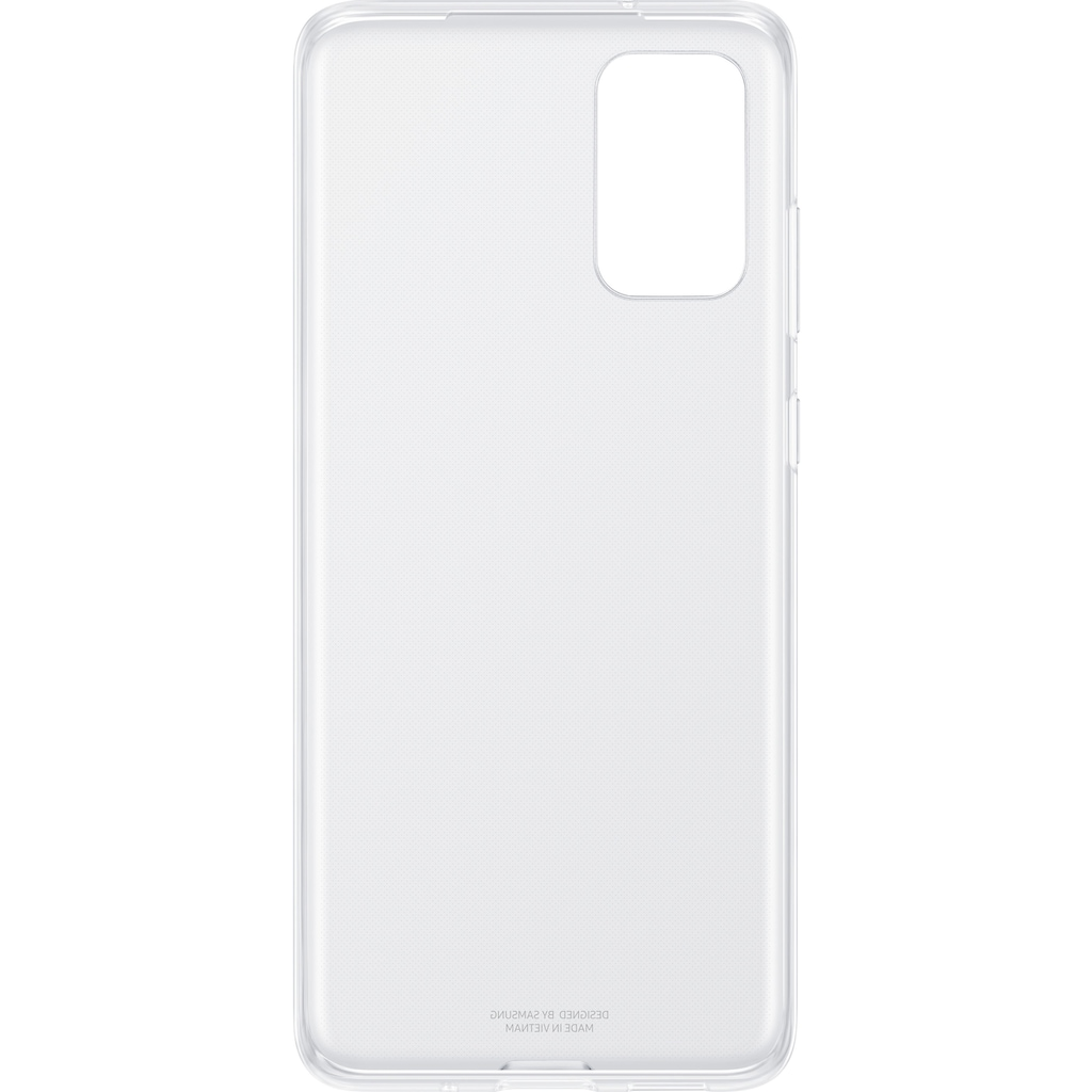 Samsung Smartphone-Hülle »Clear Cover EF-QG985«, Galaxy S20+