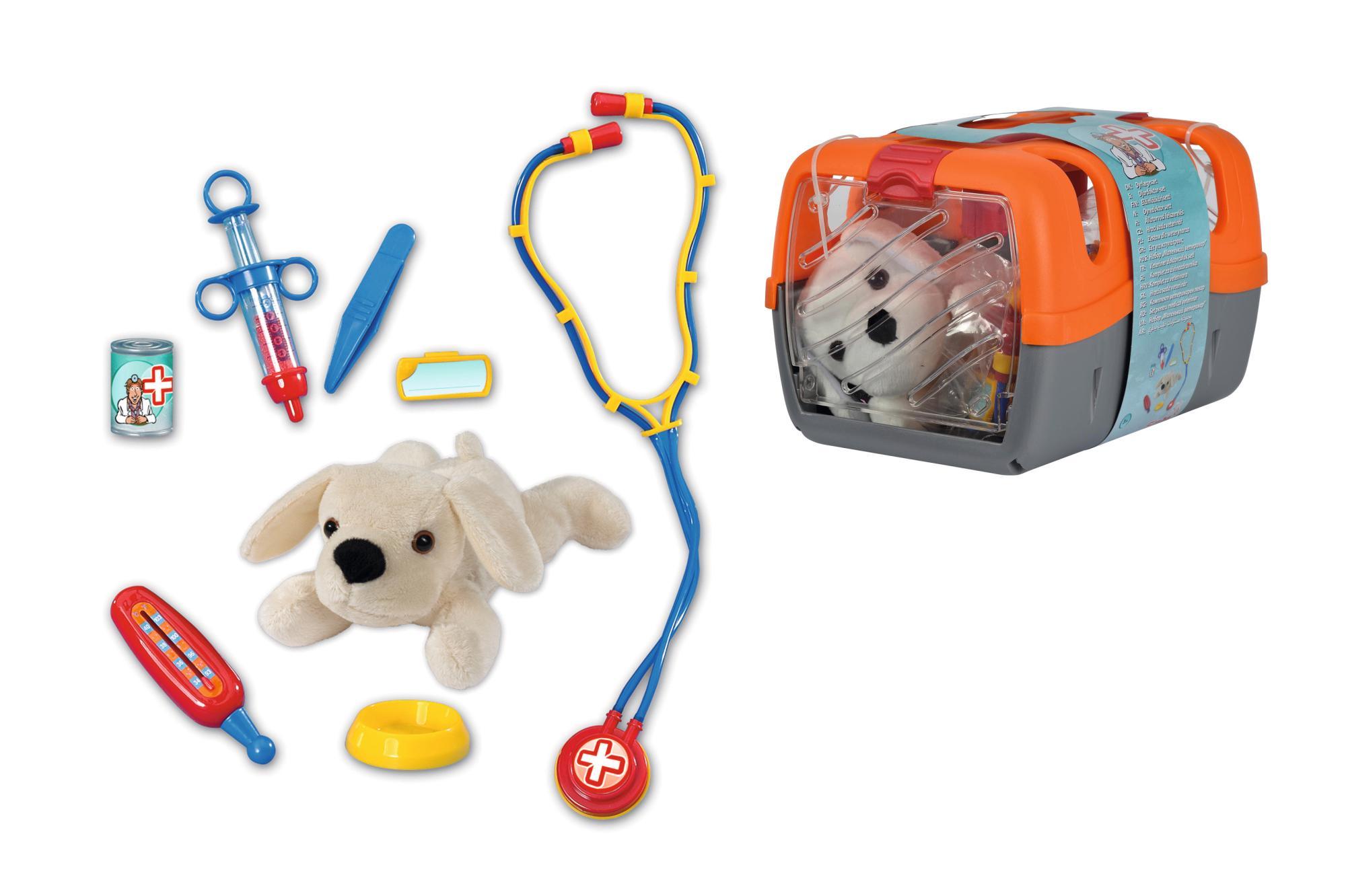 """SIMBA Spielzeug-Arztkoffer """"Tierarztkoffer"""" Technik & Freizeit/Spielzeug/Altersempfehlung/Ab 3-5 Jahren"""