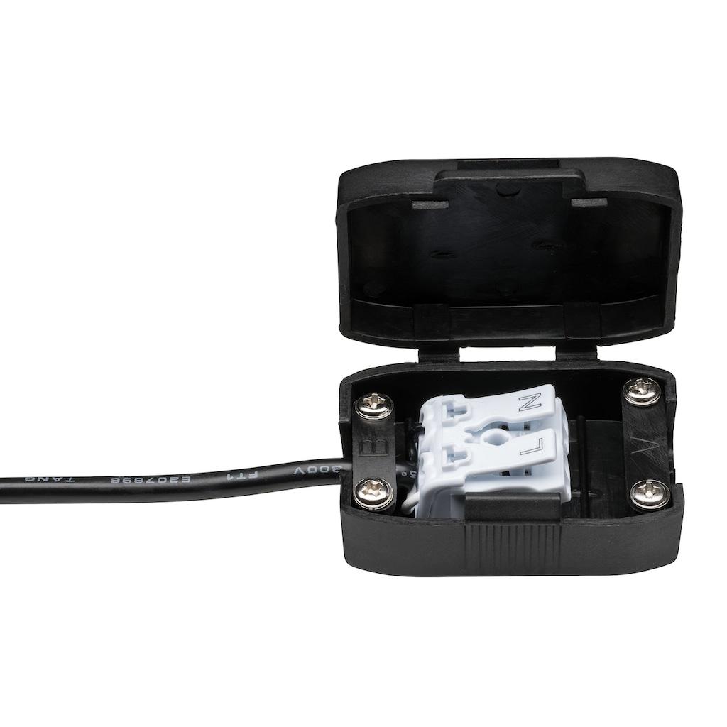 Paulmann LED Einbaustrahler »schwenkbar Nova rund 1x6,5W Weiß matt«, 1 St., Warmweiß
