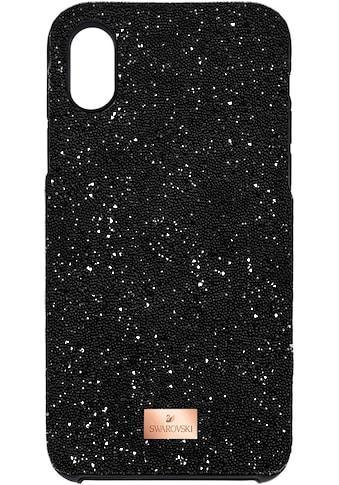 Swarovski Smartphone - Hülle »High Smartphone Schutzhülle mit integriertem Stoßschutz, iPhone® X/XS, schwarz, 5503550« kaufen