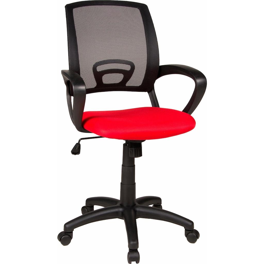Duo Collection Stuhl »Tom«, mit Netzstoffbezug