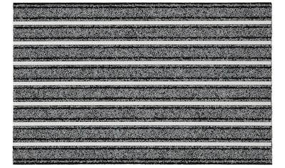 HANSE Home Fußmatte »Alustar«, rechteckig, 13 mm Höhe, Fussabstreifer, Fussabtreter, Schmutzfangläufer, Schmutzfangmatte, Schmutzfangteppich, Schmutzmatte, Türmatte, Türvorleger, In- und Outdoor geeignet kaufen