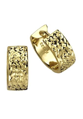 Fascination by Ellen K. Creolen »333/ -  Gelbgold diamantiert« kaufen