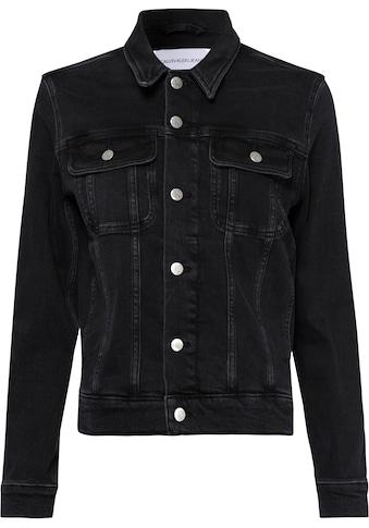 Calvin Klein Jeans Jeansjacke »REGULAR 90'S DENIM JACKET« kaufen