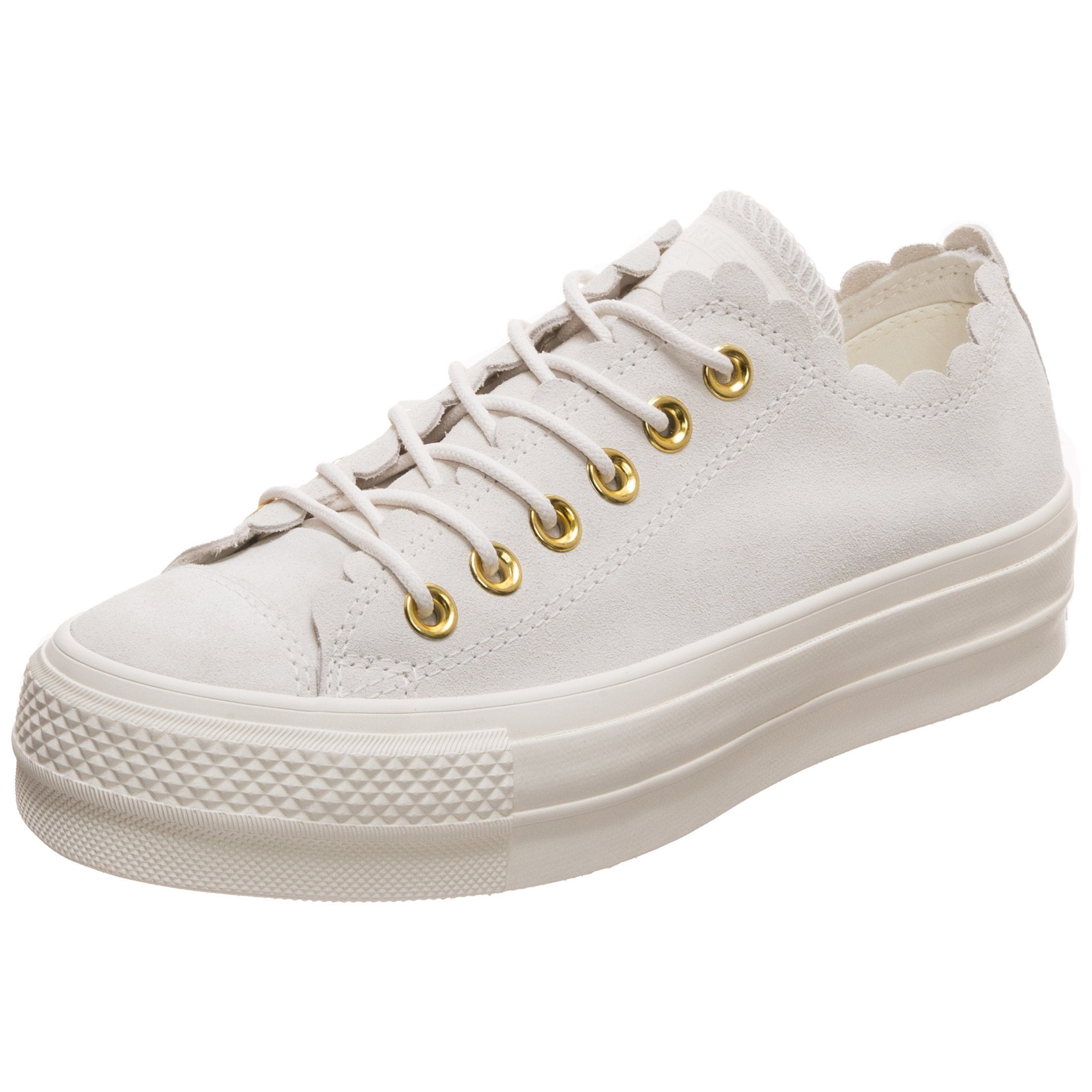 converse -  Sneaker Chuck Taylor All Star Frilly Thrills Lift