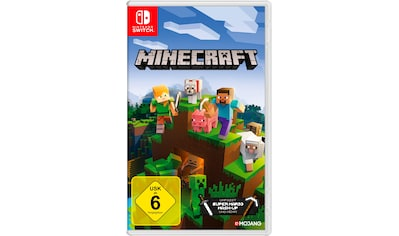 Minecraft: Nintendo Switch Edition Nintendo Switch kaufen