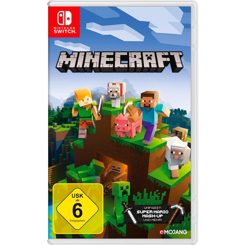 Nintendo Switch Spiel »Minecraft: Nintendo Switch Edition«, Nintendo Switch