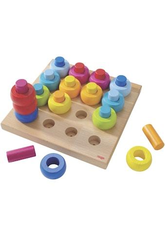 """Haba Steckspielzeug """"Farbkringel"""" kaufen"""