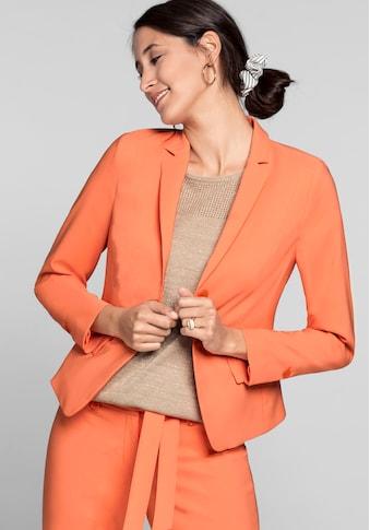 bianca Kurzblazer »CELESTE«, in der stylischen Trendfarbe kaufen