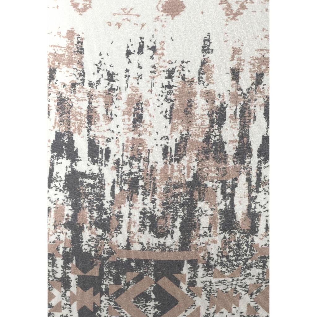 LASCANA Strandkleid, mit Alloverprint