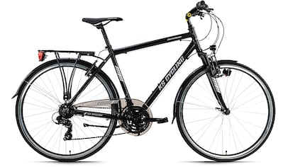 KS Cycling Trekkingrad »Canterburry«, 21 Gang Shimano Tourney Schaltwerk, Kettenschaltung kaufen