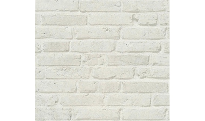 living walls Vliestapete »Best of Wood`n Stone 2nd Edition«, Steinoptik, Backstein kaufen