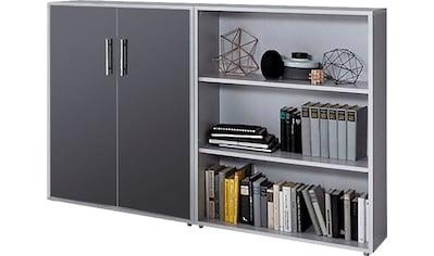 BMG Büro-Set »TABOR 1 niedrig«, (Set, 2 St.) kaufen