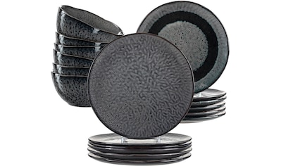 """LEONARDO Geschirr - Set """"Matera"""" (18 - tlg.), Keramik kaufen"""
