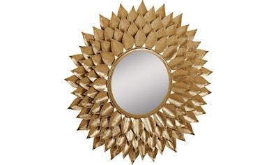 Leonique Spiegel »Sarai«, mit Blattgold-Finish kaufen