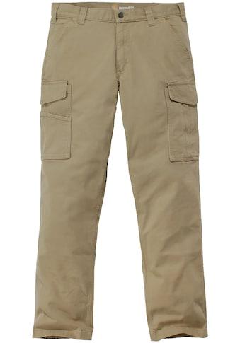CARHARTT Arbeitshose »RUGGED FLEX RIGBY CARGO PANT«, mit Handytasche, Baumwolle kaufen