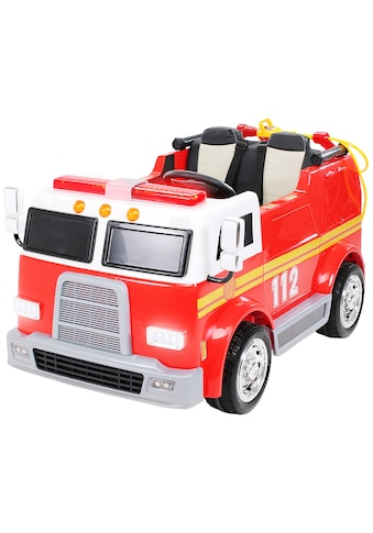 ACTIONBIKES MOTORS Elektroauto »Feuerwehr LL911«, für Kinder von 3 - 7 Jahre, 24 Volt kaufen
