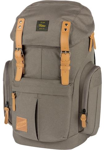 NITRO Freizeitrucksack »Daypacker, Waxed Lizard«, mit Laptopfach kaufen