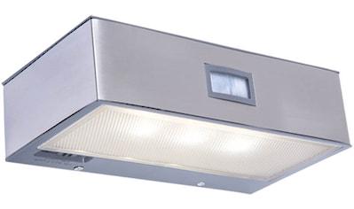 LUTEC LED Außen-Wandleuchte »BRICK P9085«, LED-Modul, 1 St., Neutralweiß,... kaufen