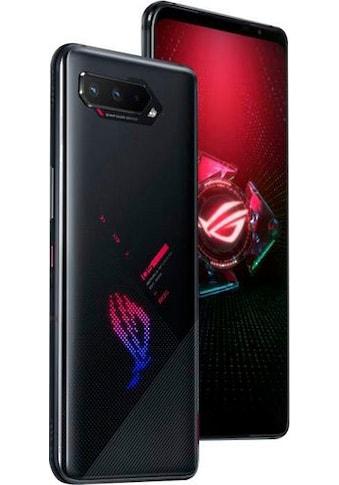 """Asus Smartphone »ROG Phone 5«, (17,2 cm/6,78 """" 256 GB Speicherplatz, 64 MP Kamera) kaufen"""