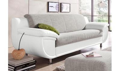 3 sitzer sofa mit federkern, 3-sitzer sofas | dreisitzer sofas günstig online kaufen | baur, Design ideen