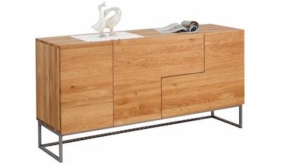 Premium collection by Home affaire Sideboard »Svear«, Breite 160 cm, aus massiver Eiche kaufen