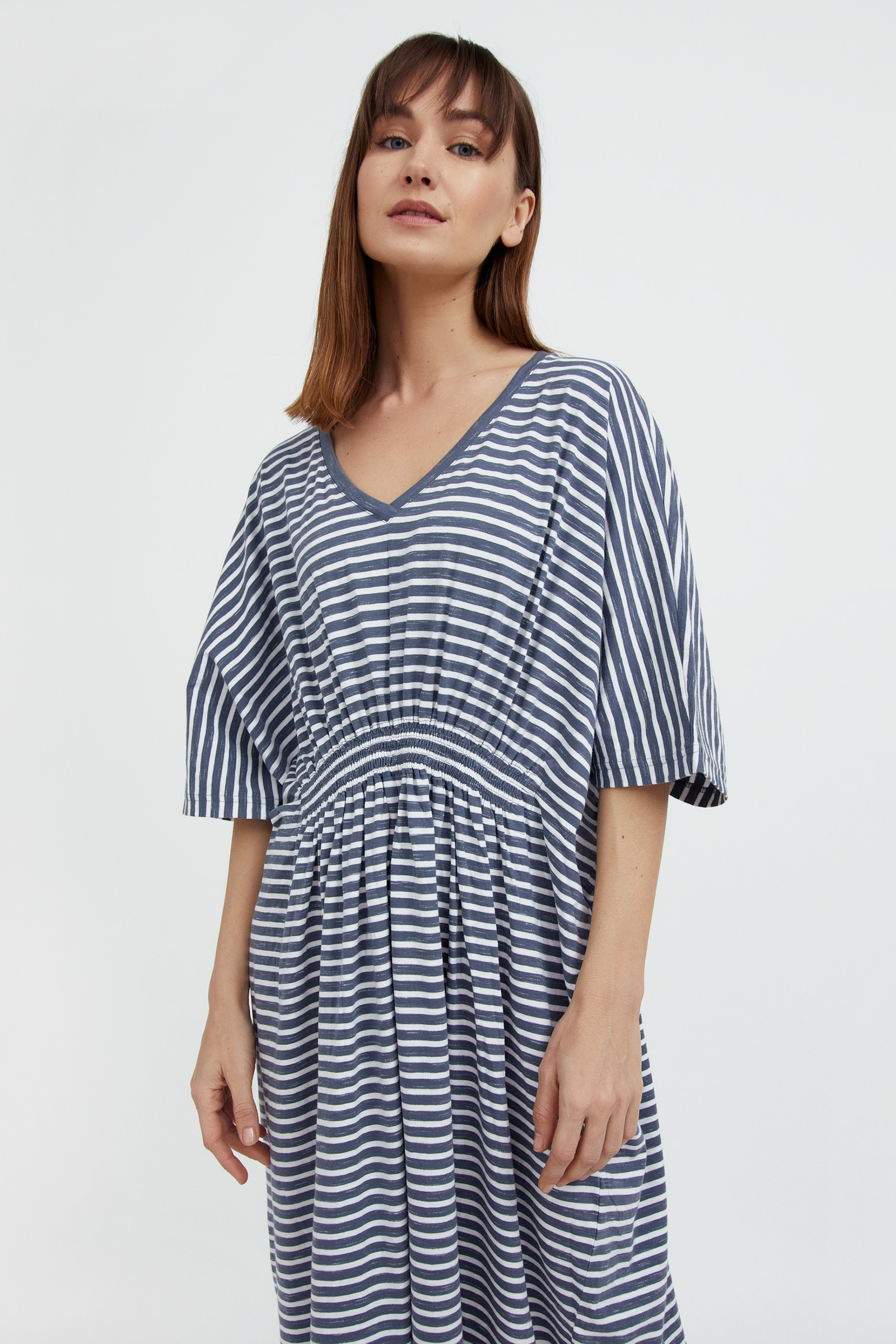 finn flare -  Jerseykleid, mit Streifenprint