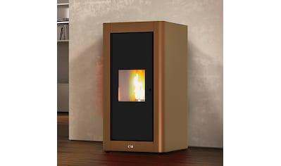BLAZE Pelletofen »Pop«, Stahl, max Heizleistung: 12,7 kW, Dauerbrand, wasserführend kaufen