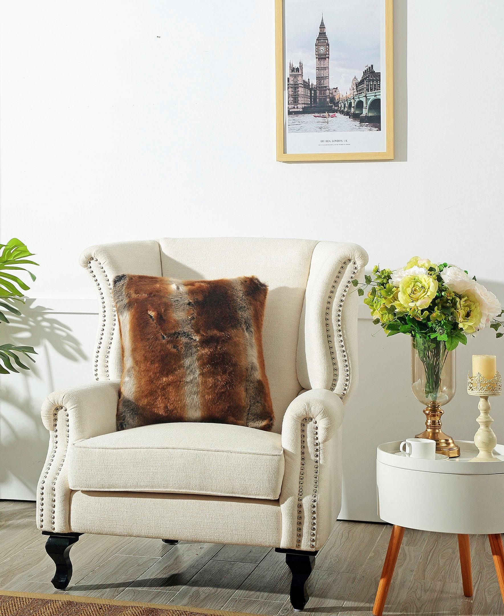 Dekokissen Zobel Star Home Textil