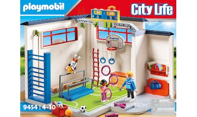 Playmobil® Konstruktions-Spielset »Turnhalle (9454), City Life«, (130 St.), ; Made in... kaufen