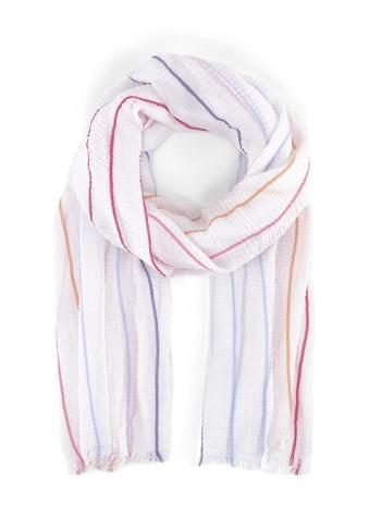 TOM TAILOR Modeschal »Schal mit Streifenmuster« kaufen