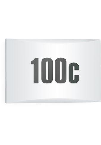 steinel Außen-Wandleuchte »LN 1 LED«, LED-Board, 1 St., Warmweiß, Steuerung über... kaufen