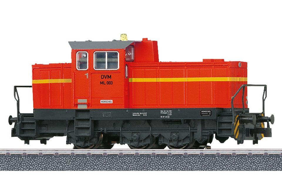 Märklin Diesellokomotive Start up - Rangierlokomotive Henschel DHG 700 36700 rot Kinder Ab 6-8 Jahren Altersempfehlung