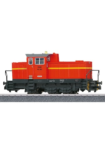 "Märklin Diesellokomotive ""Märklin Start up  -  Rangierlokomotive Henschel DHG 700  -  36700"", Spur H0 kaufen"