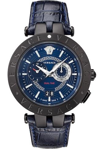 Versace Schweizer Uhr »V-Race, VEBV00419« kaufen