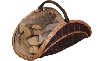 Kaminholzkorb kaufen