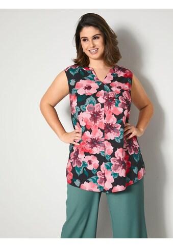 Sara Lindholm by Happy Size Blusentop kaufen
