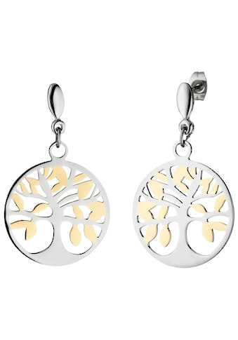 JOBO Paar Ohrhänger »Lebensbaum« kaufen