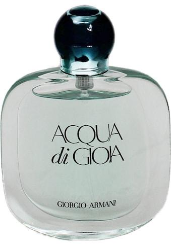 Giorgio Armani Eau de Parfum »Acqua di Gioia« kaufen