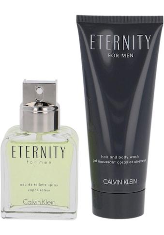 "Calvin Klein Duft - Set ""Eternity for Men"", 2 - tlg. kaufen"