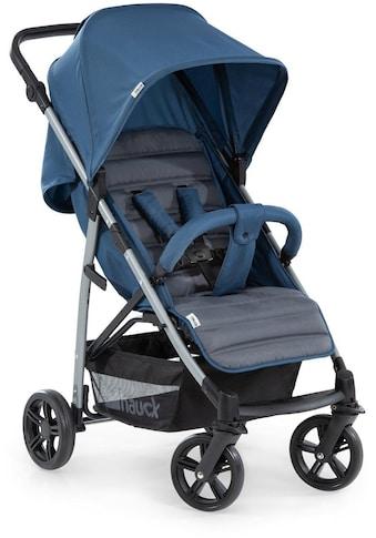 Hauck Kinder-Buggy »Rapid 4, Denim/Grey«, mit schwenk- und feststellbaren Vorderrädern kaufen