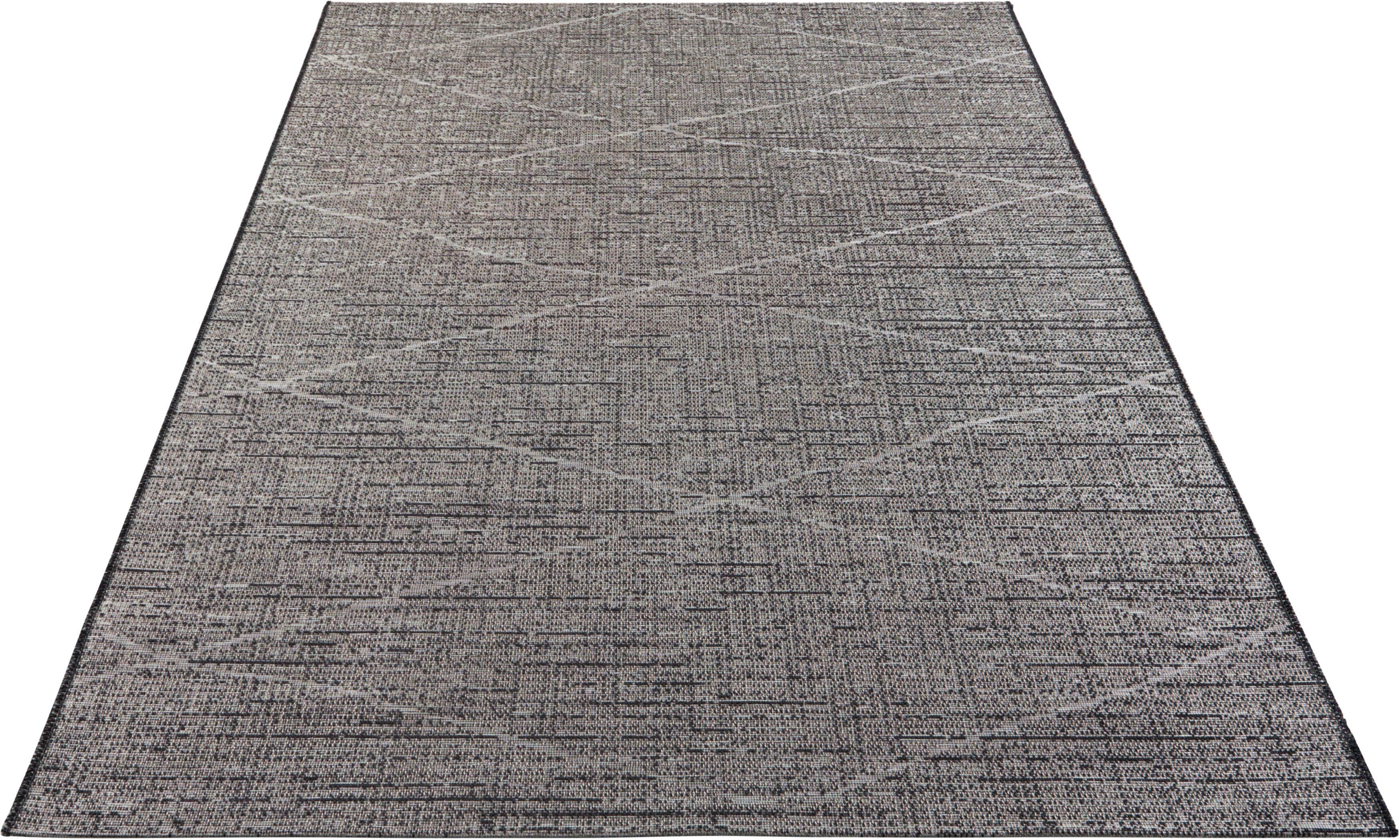 Teppich Blois ELLE Decor rechteckig Höhe 3 mm maschinell gewebt